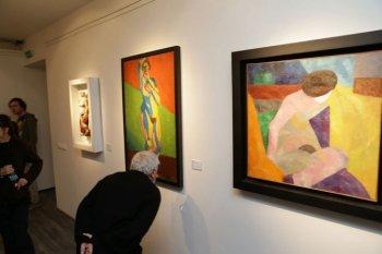 Теперь культурно обогатиться можно в новом музее авангардного искусства