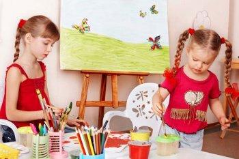 Магазин творческих игрушек - простое развитие художественных способностей