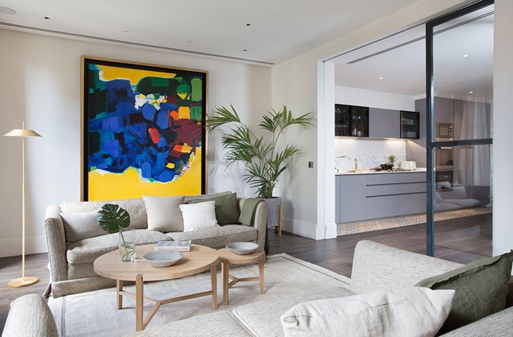 Картины для стильного интерьера дома или квартиры
