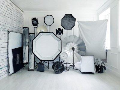 Выбор светового оборудования для фотостудии