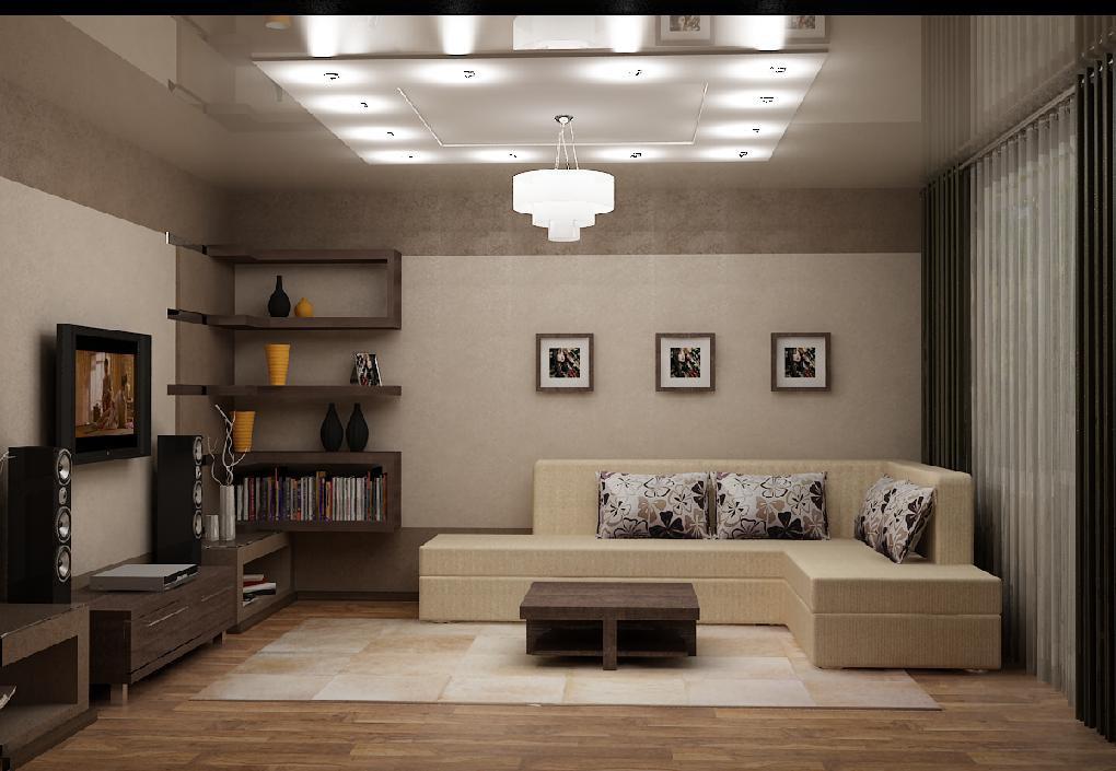 Дизайн интерьера в новостройке. Ремонт квартиры