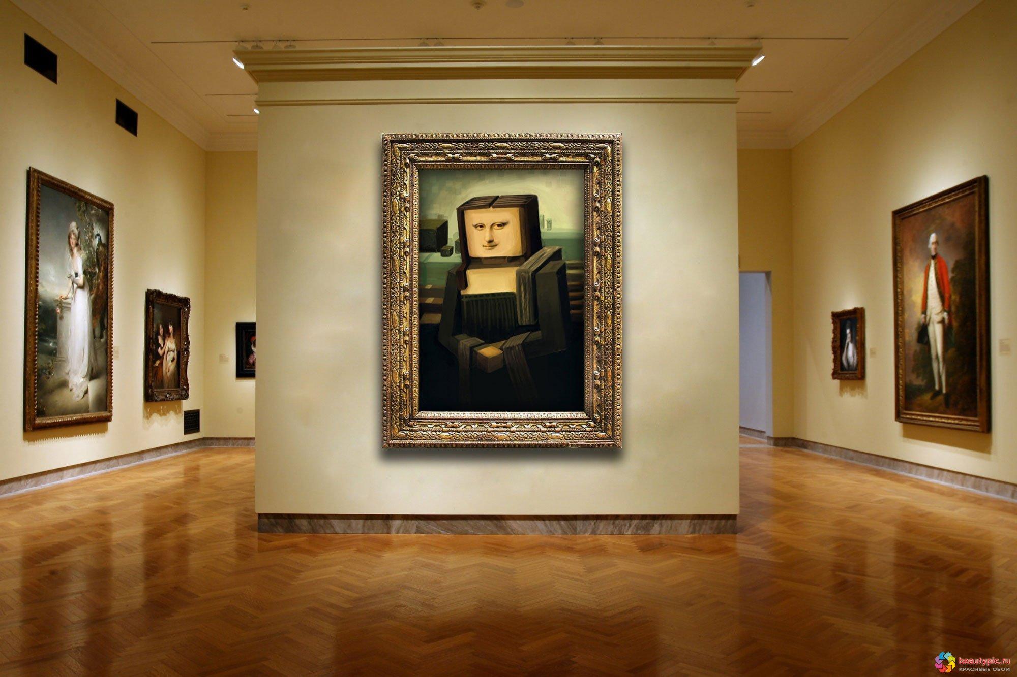 Онлайн галерея