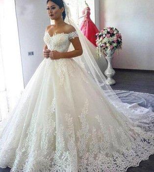 Где купить свадебное платье в Киеве?