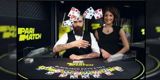 В онлайн-казино Париматч вам всегда будет благоволить фортуна